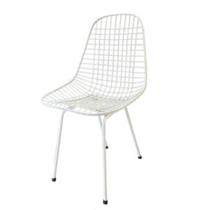 Wire chair eames