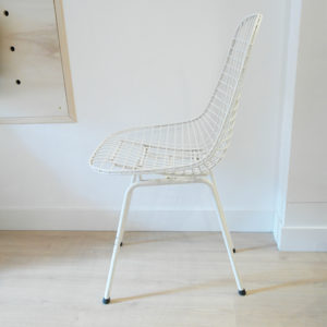 chaise eames wire
